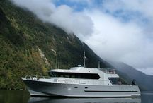 SEAFINN - Deep Cove Charter's Doubtful Sound Overnight Cruise Boat
