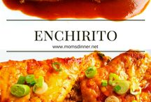 MEXICAN FOR DINNER / Mexican entrees, side dishes, desserts, and appetizers to plan a mexican meal