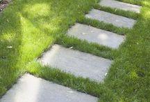 I can dream.....garden path