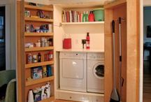 Home - Laundry Spaces & Rooms