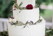 Pomysł na tort weselny.