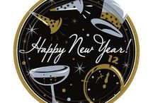 New Year Party Supplies / Buy Online New Year Party Decoration,Tableware. Free Shipping Offer.