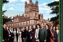 All things Downton Abbey / With the release of Downton Abbey Season 4 on DVD and still airing on PBS check out this fun board for all things Downton! Haven't watched Downton Abbey yet? Catch up on all the seasons by checking seasons 1-4 out with DCL