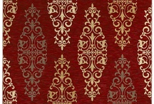 Red Always Makes A Statement! / Shades of red can make any room beautiful.  There are many shades of red that can be used in any room.  Maybe an as an accent wall color, ceiling color, pillows, comforters, lamp fixtures, chandiliers, etc.