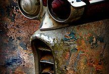 Metaal / Metaalsculpturen en toegepaste metaalkunst