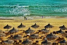 The Beach / Our exclusive sandy beach, in front of the hotel, will provide the perfect atmosphere for your holiday.