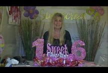 """Party Centerpieces;  Tutorials / Videos, DIY, Styrofoam, Paper Mache, Faux Floral & More / Party & Event Supplies; Pin DIY Centerpieces for Parties & Events.  Please no real flower centerpieces as we have another board for those. / by Party & Event Supplies   RitzyParty   We have Product Boards for """"All"""" Retail Businesses; follow us for an Invite to pin!"""