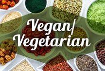 Vegan/Vegetarian / Here are recipes that are Vegetarian or Vegan friendly.