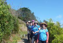 Trekking Byron Bay