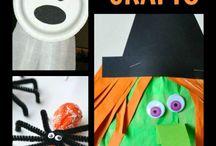 Fall/Halloween party ideas
