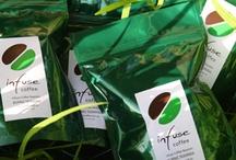 Infuse Coffee Roasters Burnie Tasmania / Fresh roasted Infuse Coffee