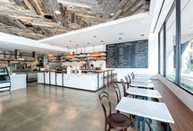 La Capra / La Capra Coffee entrusted GCI with crafting a space worthy of housing its locally roasted, artisan coffee.