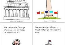 Presidents Day / by Ashley Karenke