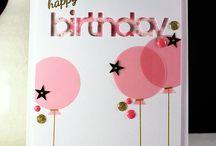 Идеи открыток ко Дню рождения