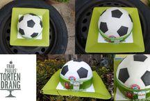 Sport-Torten / Sports Cakes / Schöne Torten, die mit Sport zu tun haben Great Cakes with sports theme