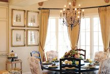 Home:  Dining Room Inspirations / You will find all things that make your dining room the place to be.   / by DeDe @ Designed Decor