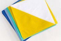 quadrato triangoli