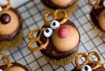 Cupcakes til Jul