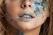 makeup para el muro