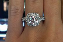 My dream ring / One day I will find the man who wants to buy it for me lol
