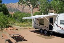 Places to Travel / Some of the best places all over the US to travel with an RV, Camp or bike.