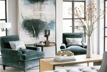 Lovely Living Rooms / Couldn't you live in these rooms?