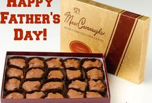 Father's Day Gift Ideas / Gift ideas for the Dad's in your life! / by Mrs. Cavanaugh's Chocolates & Ice Cream