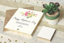 Printable Mother's Day Cards / Looking for a Mother's Day card? Oubly is offering free printable Mother's Day templates.