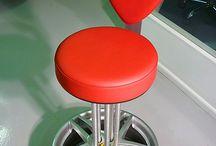 Bar/ barstoler