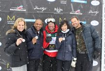 Celebrity Skifest  / Each year to kick off the opening weekend at Deer Valley Resort, a pro-am ski race takes place on the Nabob ski run with racing legends leading teams of celebrities skiing against each other. This event benefits the Waterkeeper Alliance.  dvskifest.com