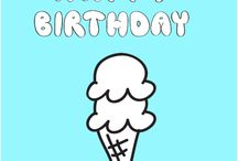 Birthday Cards / Birthday greeting inspiration - download our iOS app buncee bits & create your own! / by Buncee EDU