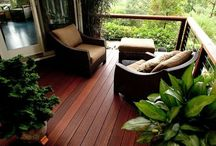 Decking the place out! / All about the back/side deck design