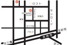 kichjoji / カフェ、ショップ、イベント