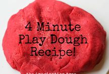 Playdough / by Deborah
