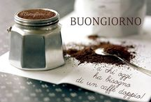 Marcello...il primo caffè del mattino