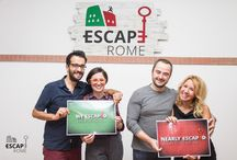 We ESCAPED from Escape Rome / Here are almost every body who Escaped our exit rooms!