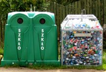 """Recycling Resource / Recycling is the process of converting waste materials into reusable objects to prevent waste of potentially useful materials, reduce the consumption of fresh raw materials, energy usage, air pollution (from incineration) and water pollution (from landfilling) by decreasing the need for """"conventional"""" waste disposal and lowering greenhouse gas emissions compared to plastic production."""