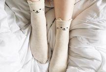 meias fofinhas