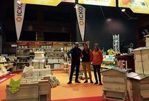 Congrès national de l'apiculture française / L'équipe ICKO Apiculture est là, prête à vous accueillir ! Venez sur notre stand, découvrir nos #nouveautés et #promotions !  Votre partenaire #apicole, partenaire platine du congrès ! Du 27 au 30/10/2016 à Clermont Ferrand