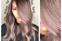hair colors / by Jannelle Hago
