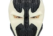 Spawn Costume / Spawn  costume , mask and weapons are available In this Board.