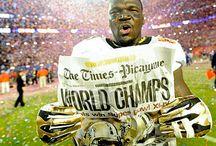 Saints as Super Bowl Champs