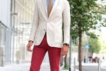 Red, White, & Blue: Styled.