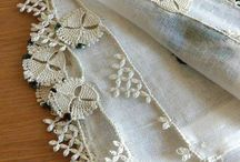 Handwork - Lace Bibila