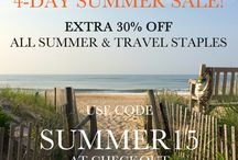 Summer 2015 / Summer Travel and Style Inspiration