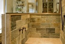 bathroom remodel / by Denise Letterman