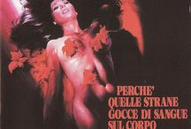 Giallo / Giallo movies, posters and ideas
