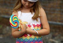 Ropa Crochet Infantil