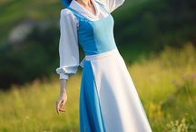 Disney dress ups