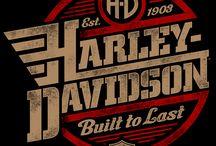 HARLEY DAVIDSON / LOGOS DA HARLEY